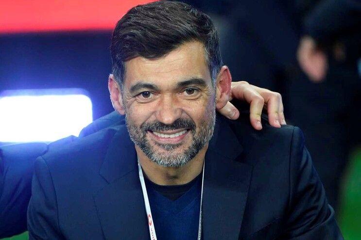Sérgio Conceição é o favorito a vencer o prémio Sérgio Conceição 2021