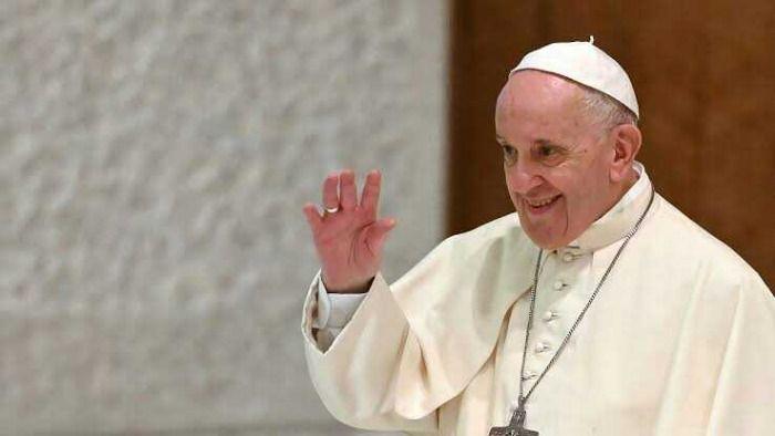 Papa Francisco anuncia Bíblia Volume 2
