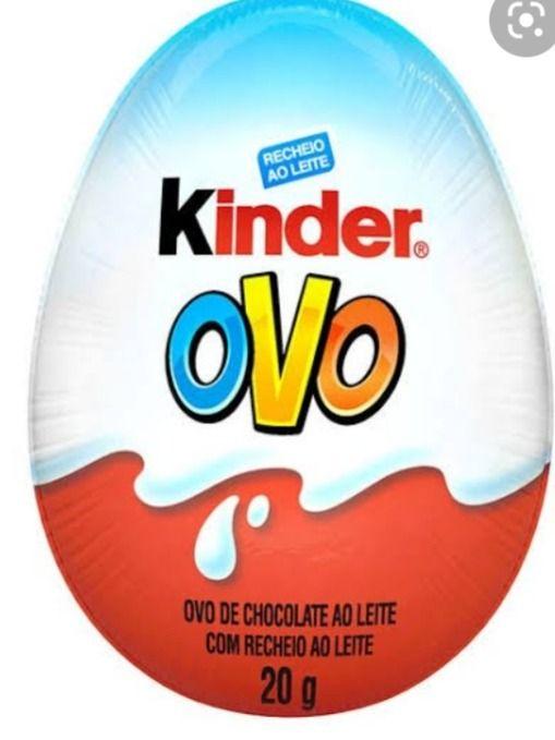 Kinder ovo e proibido