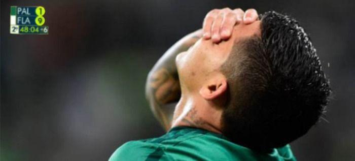 Flamengo ganha de 9x1 do palmeiras! Palmeiras chora.