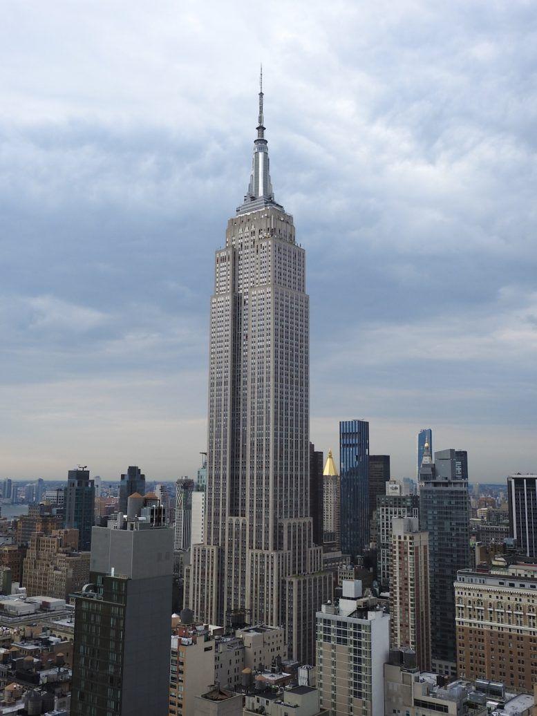 Estacionamento em Nova York explode perto do Empire State