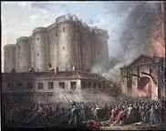 A Volta Da revolução francesa