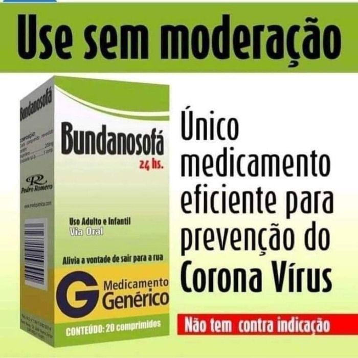 Medicamento para a COVID-19
