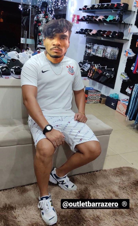 Lázaro é visto em loja no interior de São Paulo, após roubar uma camionete de um fazendeiro em GO e fugir