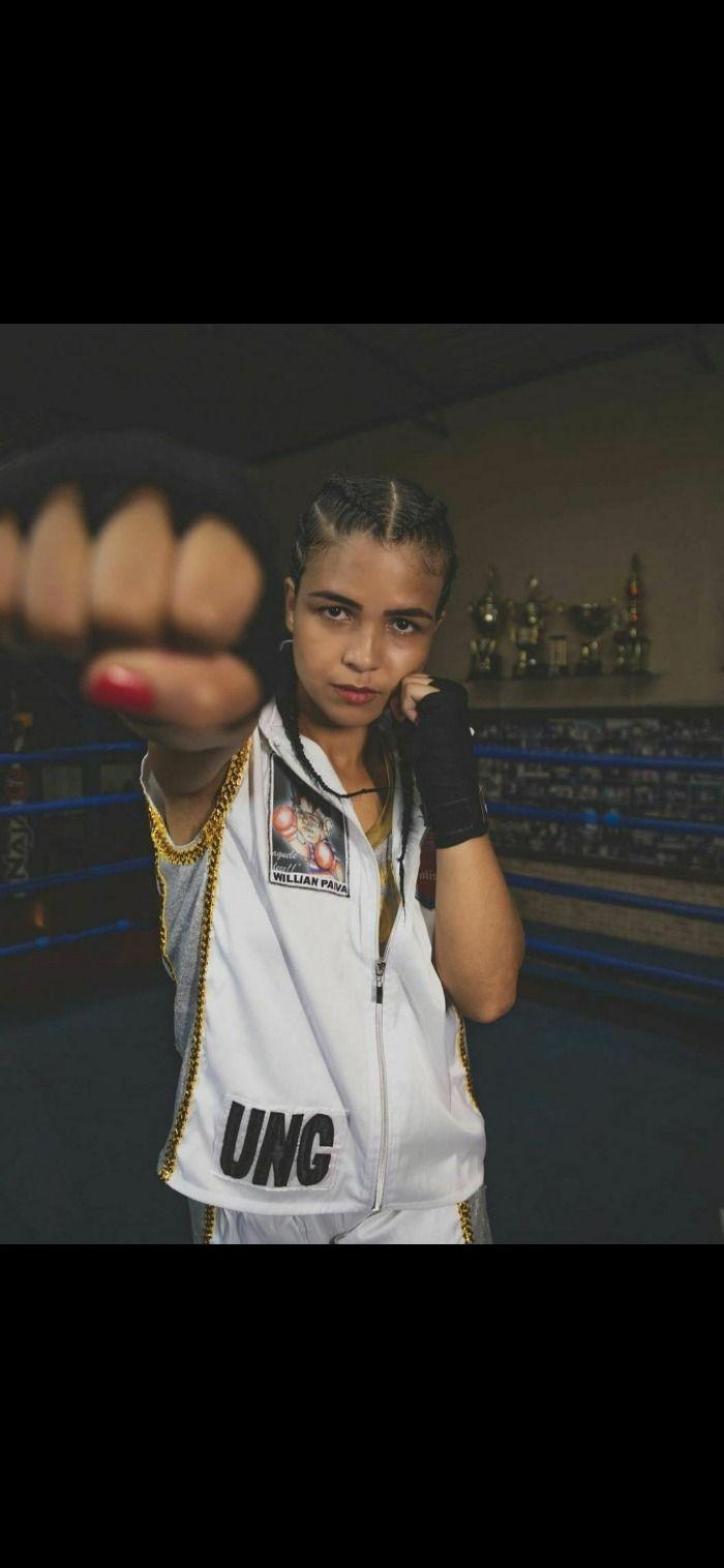 Boxeadora guarulhense precisa de patrocínio para o cinturão Brasileiro
