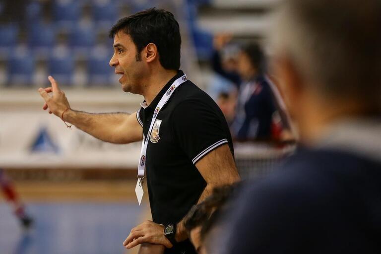 Nuno Resende vai ser treinador do Benfica