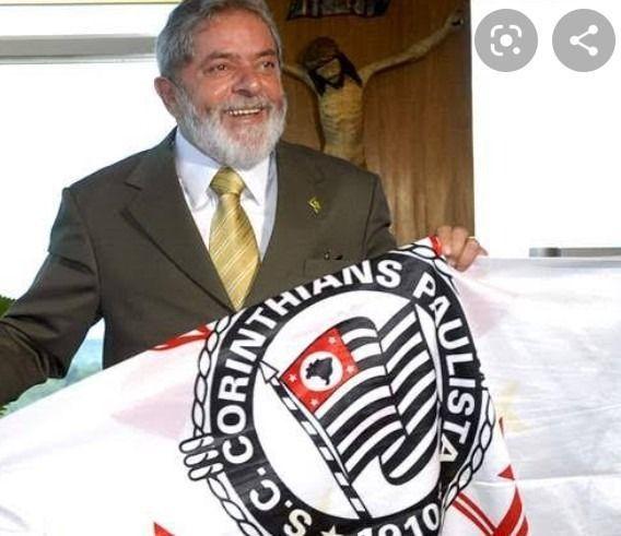Se eleito, Lula promete sanar todas as dívidas do Corinthians até o final de seu mandato
