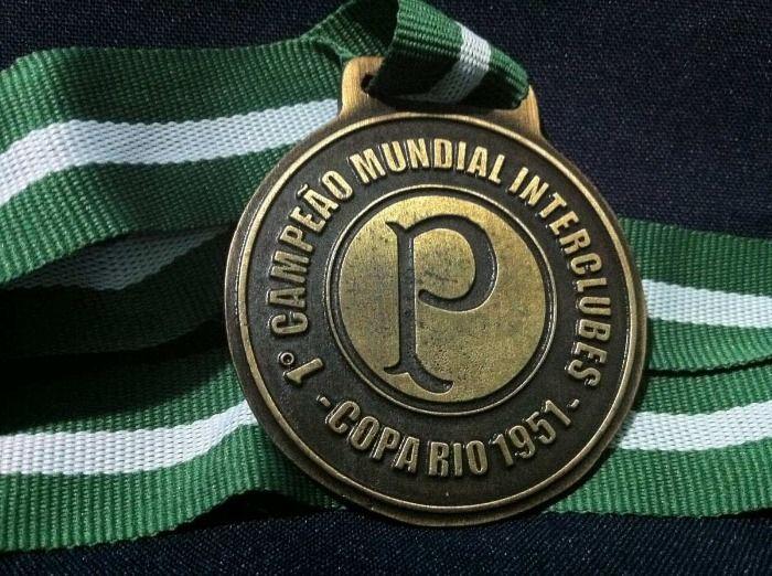 FIFA RECONHECE MUNDIAL DO PALMEIRAS